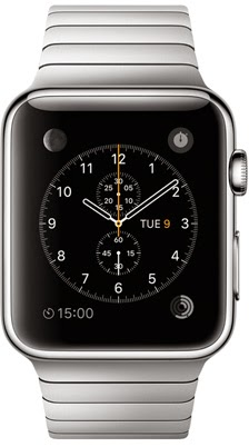 Apple Watch - There's no i in Apple's new Watch