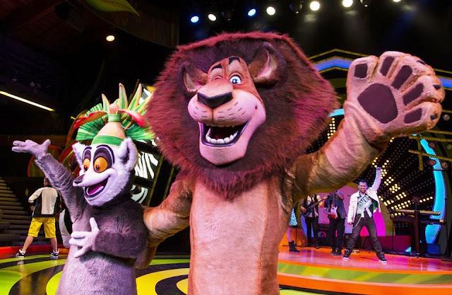 Show Madagascar Live Operation Orlando