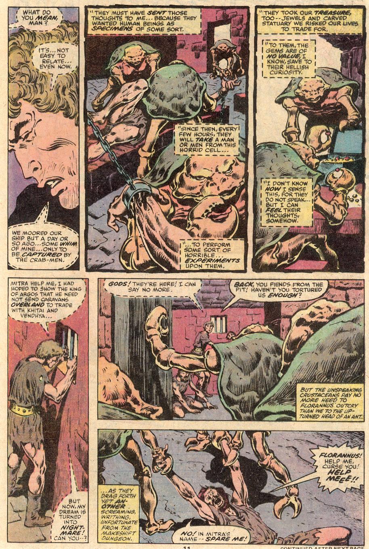 Conan the Barbarian (1970) Issue #99 #111 - English 9