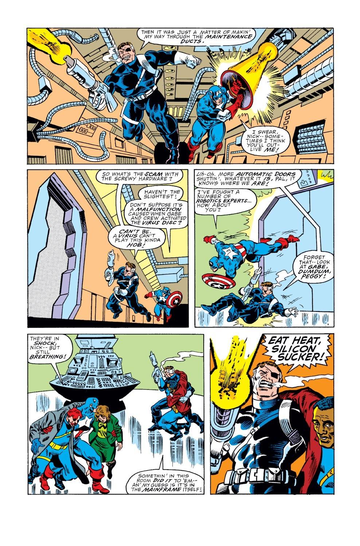 Captain America (1968) Issue #351 #283 - English 22