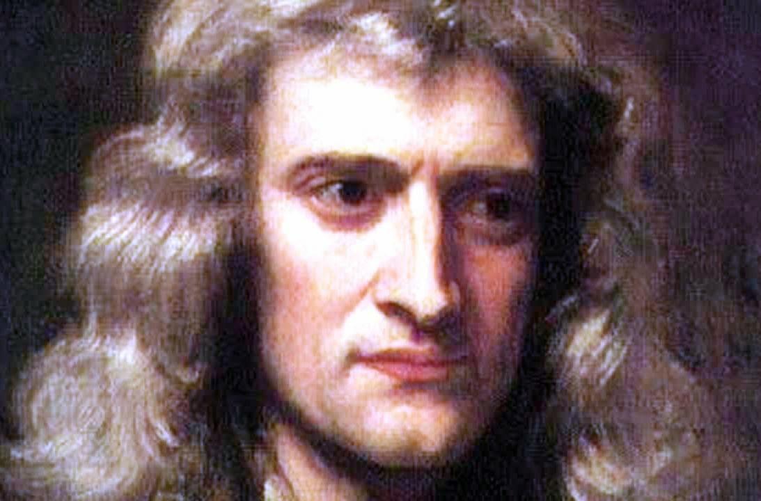 Sir Isaac Newton m