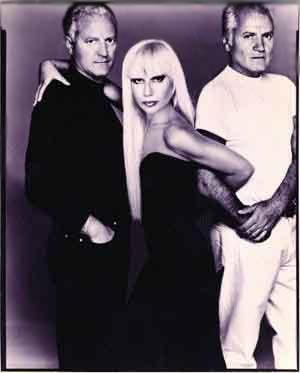Versace  the founder  and after his death Donatella Versace  it hasDonatella Versace Boyfriend