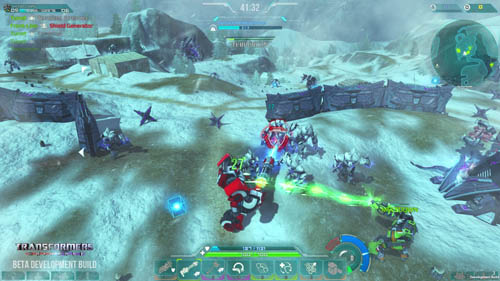 transformers universe mmo game online hasbro