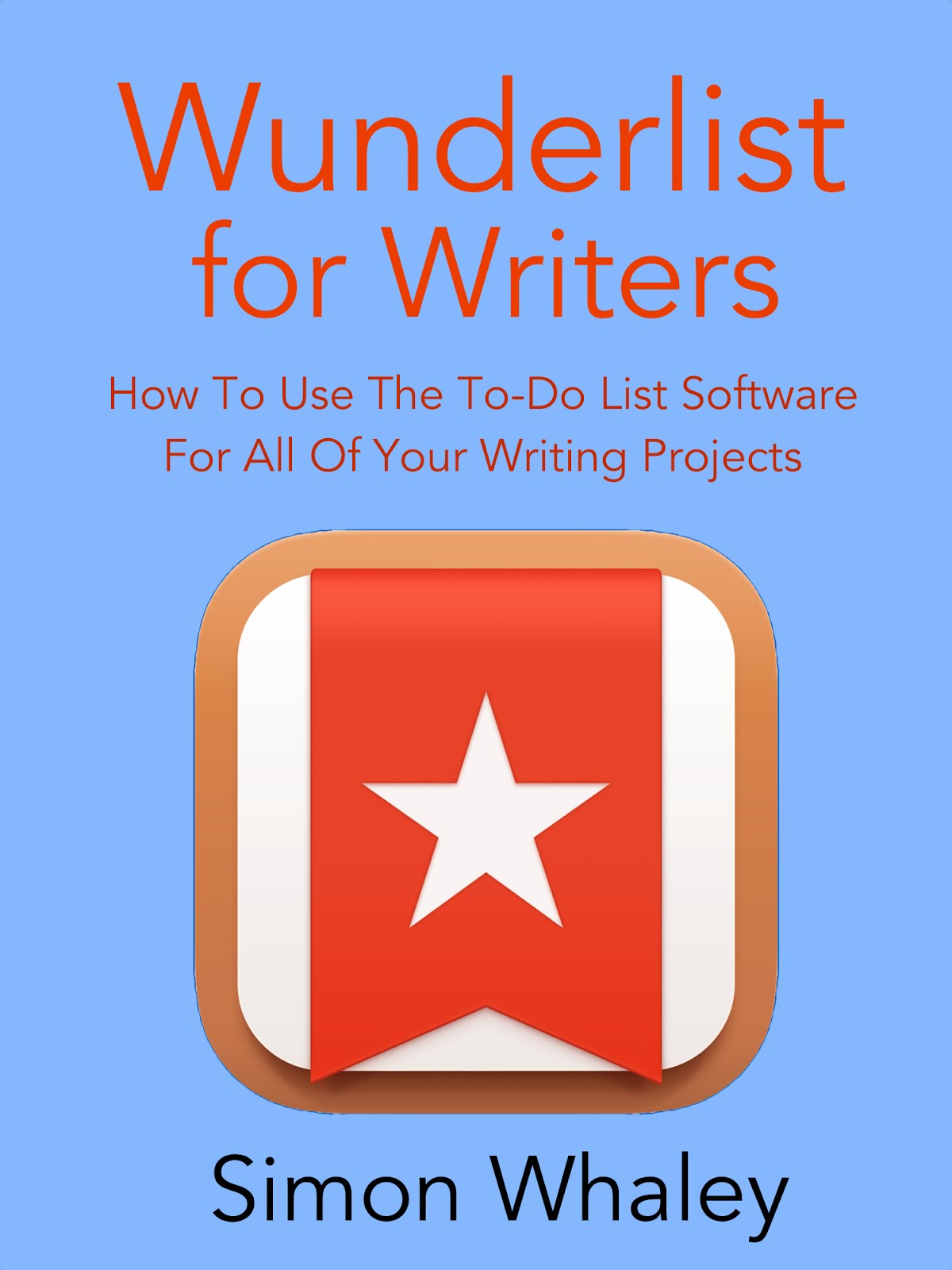 Wunderlist for Writers