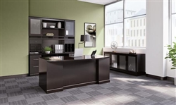 Top Of The Line Executive Desk