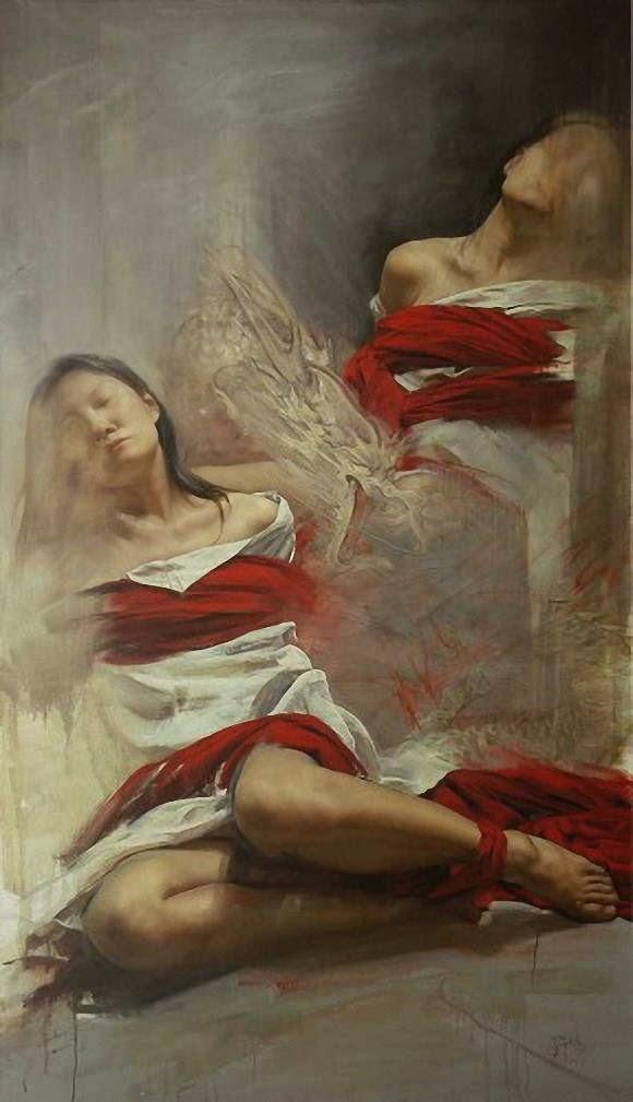 Liu Yuanshou Painting