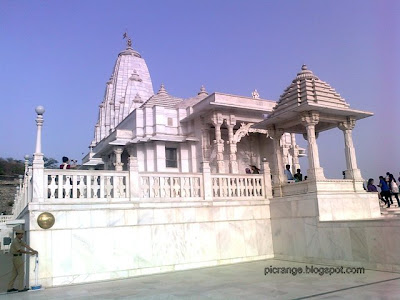 Nice view of Birla temple