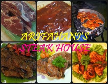 Arifahani's STEAK HOUSE