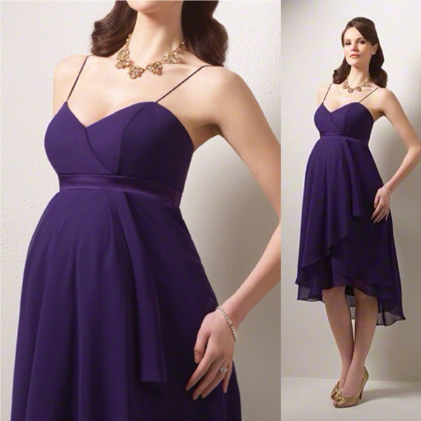 Alfred Angelo  Maternity Bridesmaid Dress