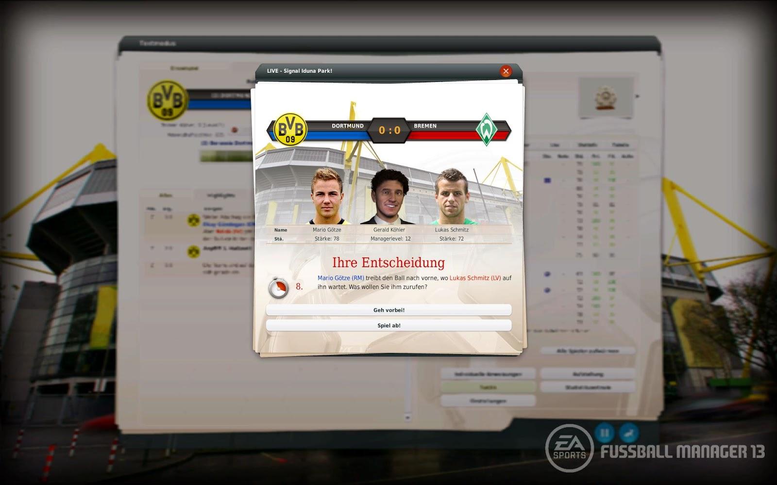 Fussball manager 13 download crack