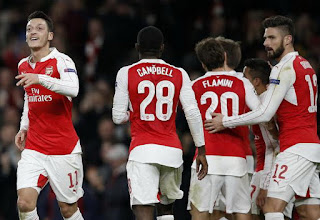 Arsenal Open Opportunities Escaped hit Dinamo Zagreb 3-0