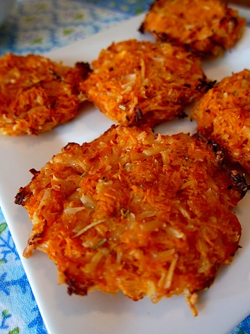 Cheesy Sweet Potato Crisps | Cook'n is Fun - Food Recipes, Dessert ...