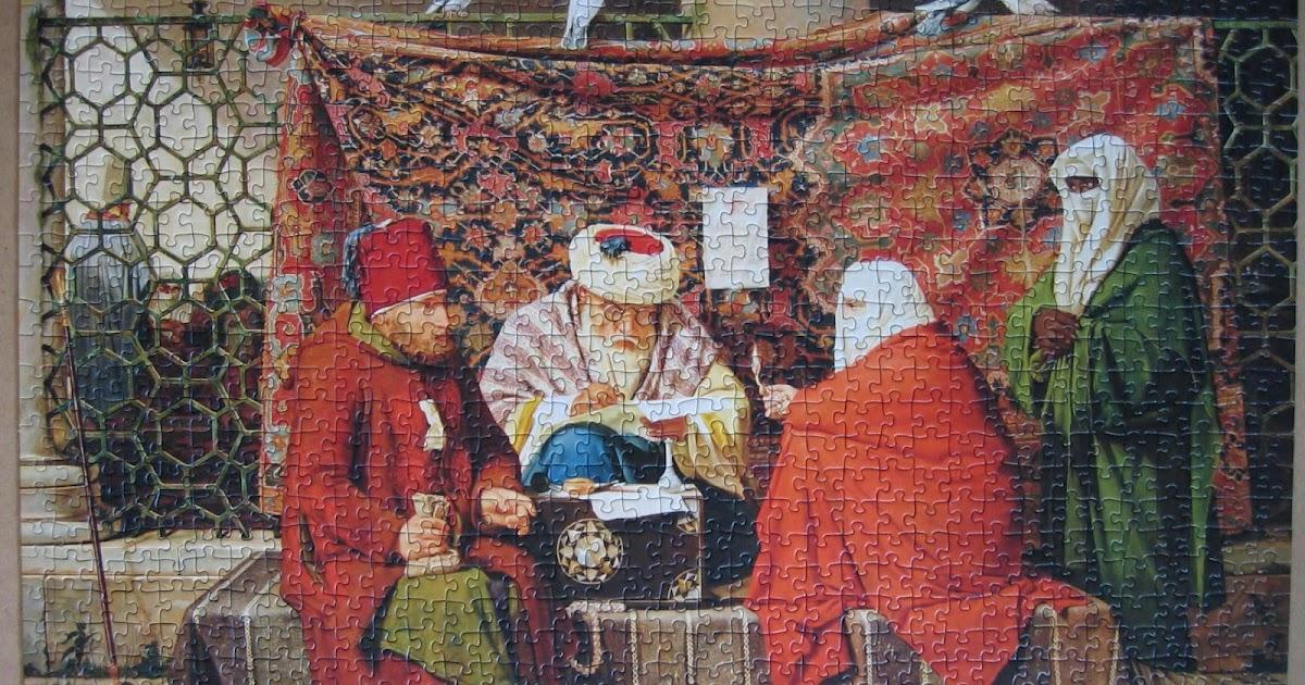 Puzzlegalerie: Orient