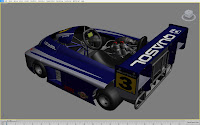 Sandrox superkart project wip 3