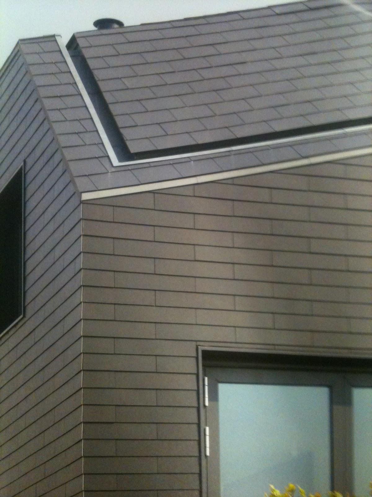 Quot Secret Quot Gutter Detail Improvise Architecture Perfection