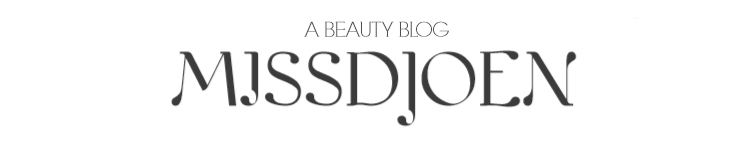 Beauty blogger indonesia | MISSDJOEN