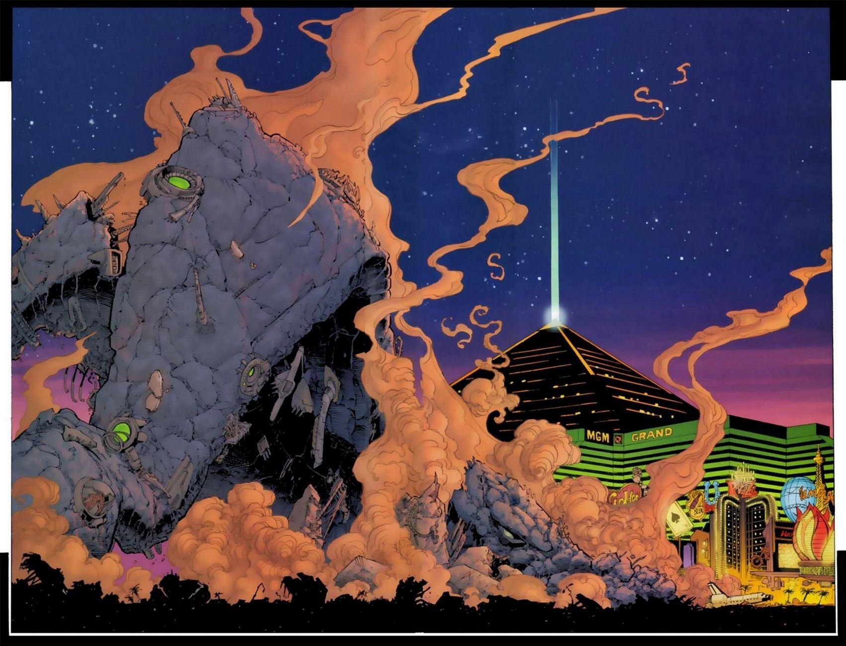 Ultimate Fantastic Four chap 18 - Trang 9