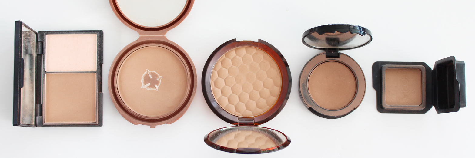 TOP FIVE | Bronzers - One For Every Budget - CassandraMyee