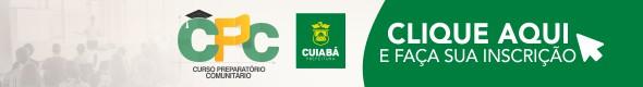 CPC - CURSO PREPARATÓRIO COMUNITÁRIO