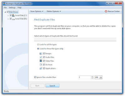 Auslogics Duplicate File Finder 2.5.1.0 Free Full Version