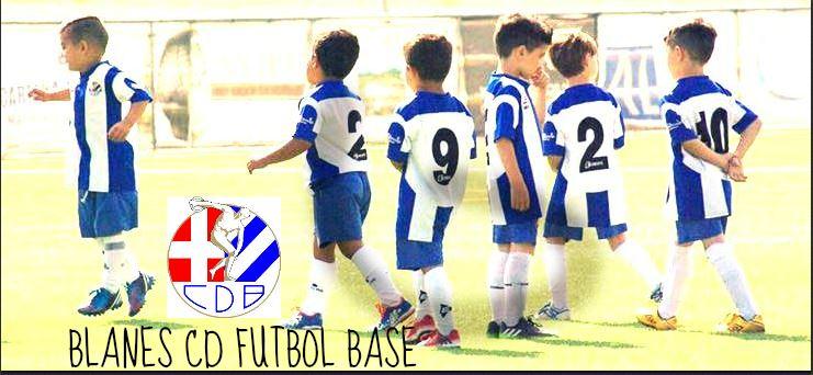 CD BLANES -FUTBOL BASE-