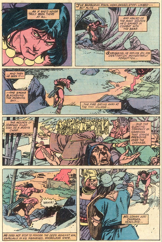 Conan the Barbarian (1970) Issue #127 #139 - English 10