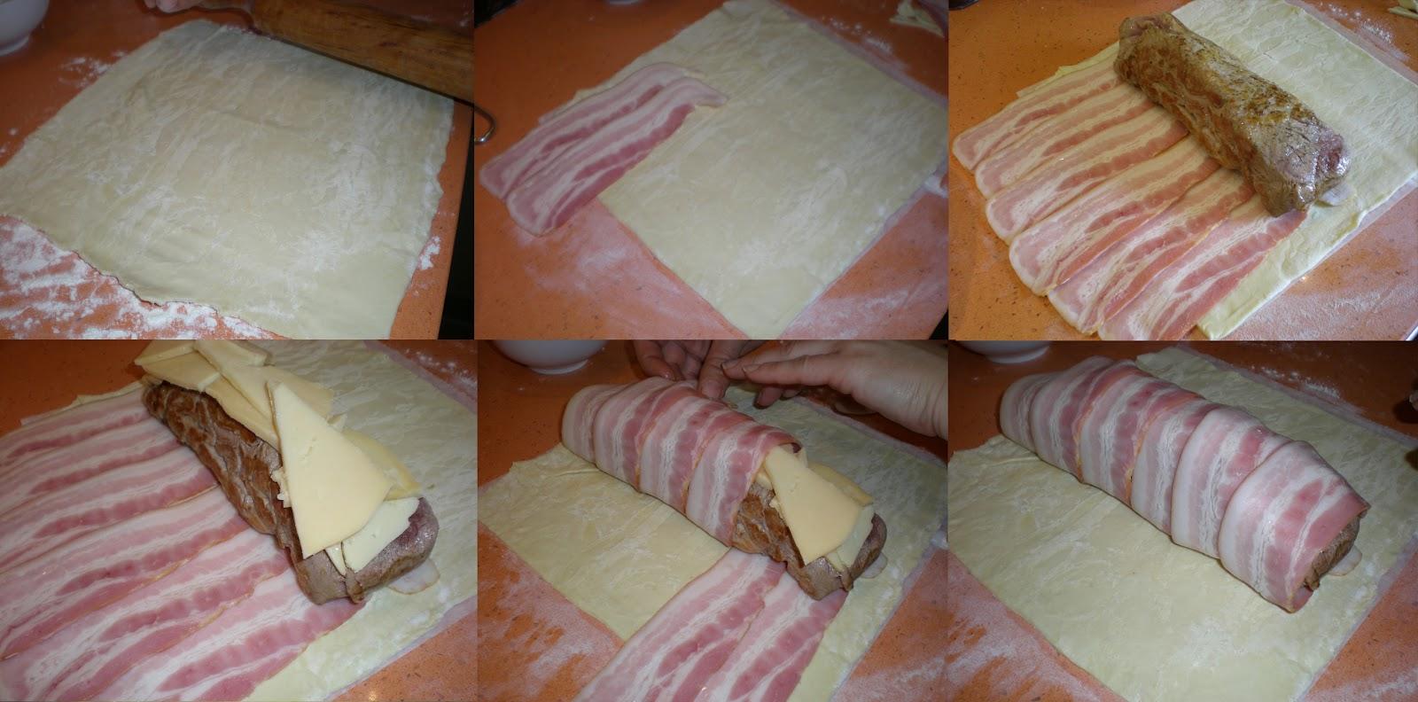 Llenapanzas tu blog de cocina solomillo en hojaldre con for Solomillo al horno facil y rapido