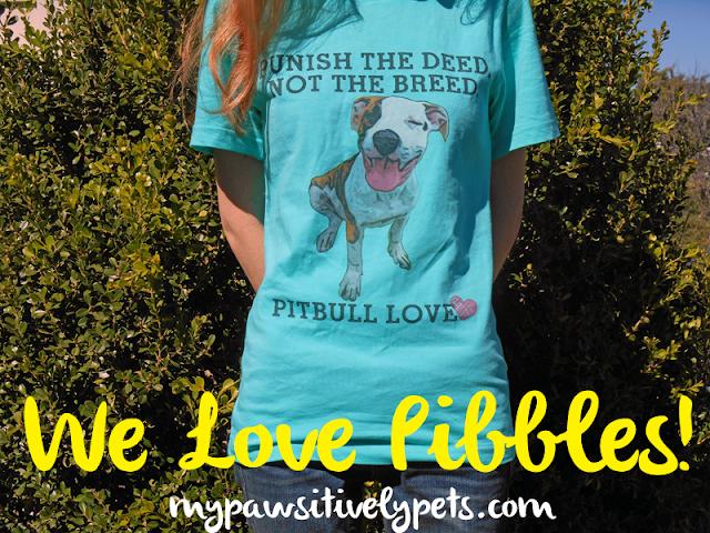 We love Pibbles!