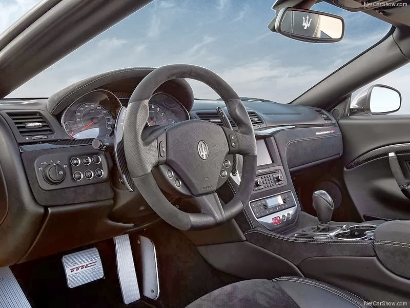 2013 Maserati Grancabrio Mc Review Maserati Inc