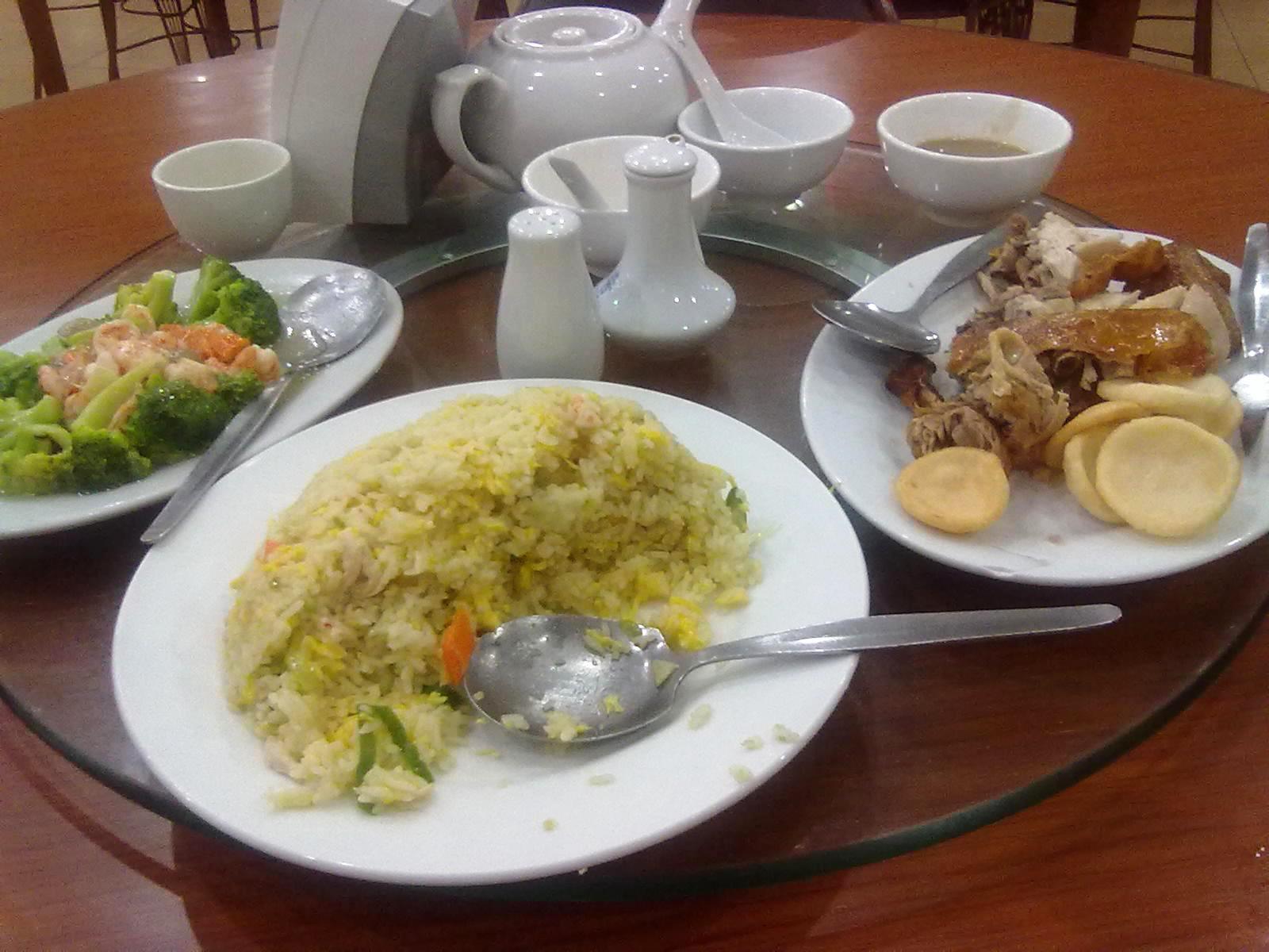 Ambassador seafoods and ihaw ihaw restaurant review for Ambassador chinese cuisine