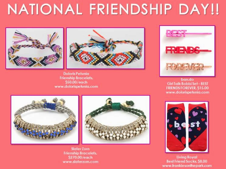 Friendship Gift Ideas