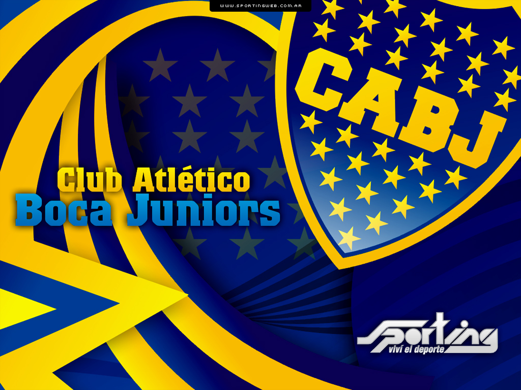 Papel De Parede Do Boca  Juniors Wallpaper  8