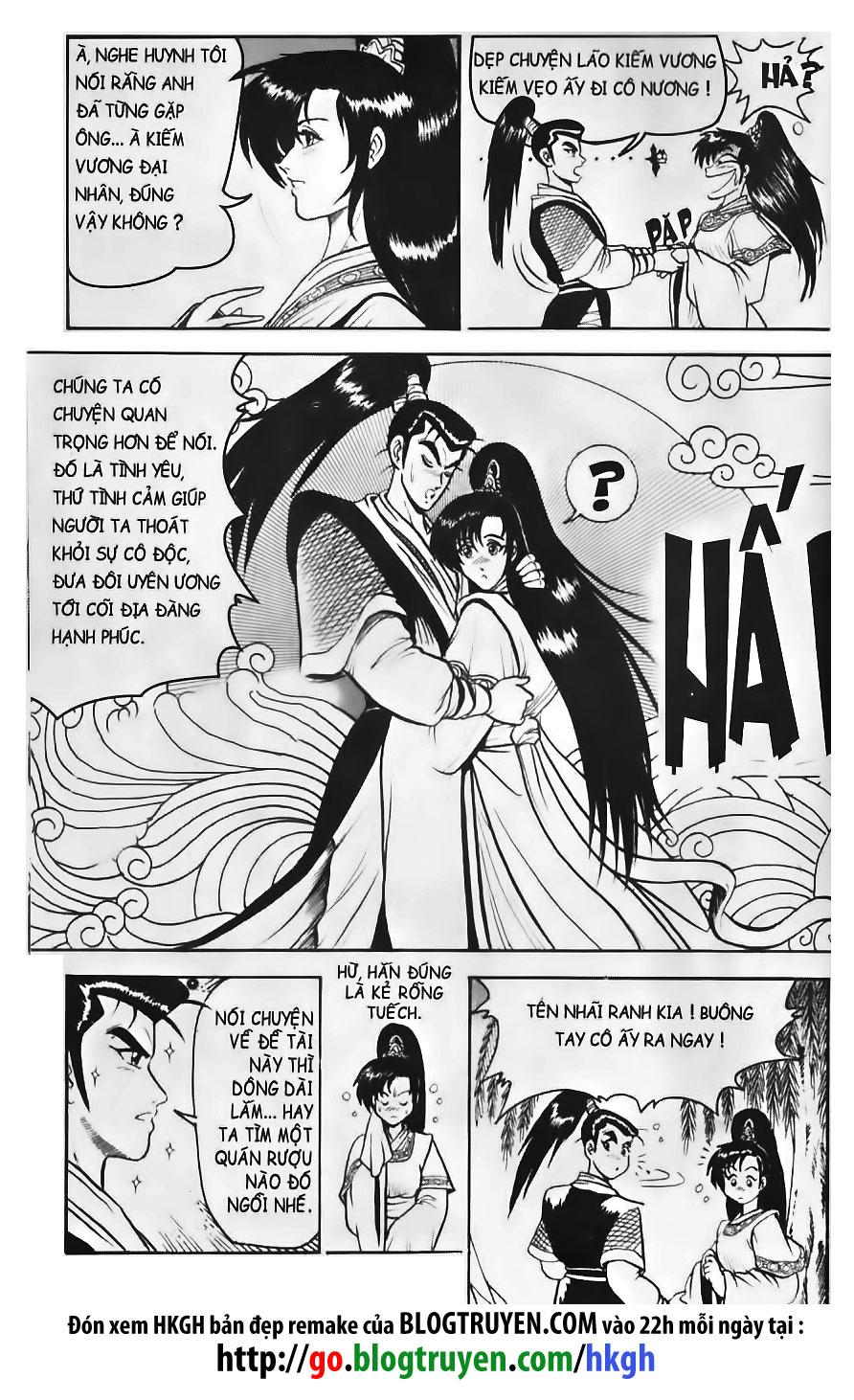 Hiệp Khách Giang Hồ chap 3 page 11 - IZTruyenTranh.com
