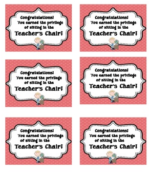 http://www.teacherspayteachers.com/Product/Reward-Coupons-60-Coupons-PERFECT-for-Classroom-Management-542106