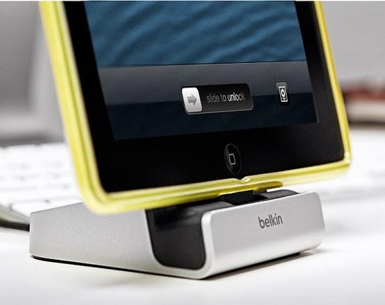 Belkin-nuevo-Express-Dock- iPad