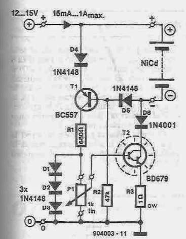 Transistors Circuit Diagram