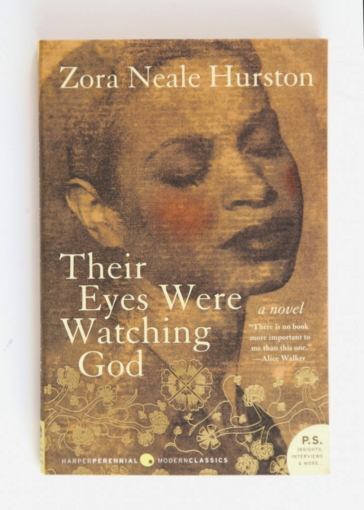 the question of love in their eyes were watching god by zora neale hurston Love is the essence essay love is the essence in the novel , their eyes were watching god , author zora neale hurston portrays and depicts the theme of love in.
