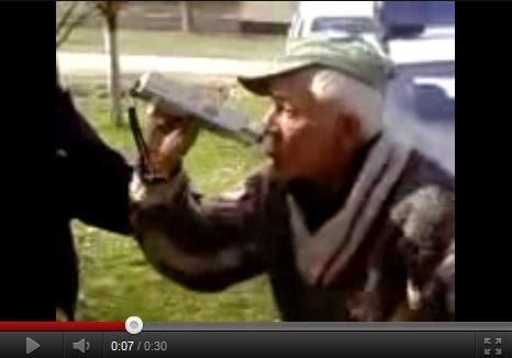 Flying-Clip: Lustige Polizei - Alkoholkontrolle