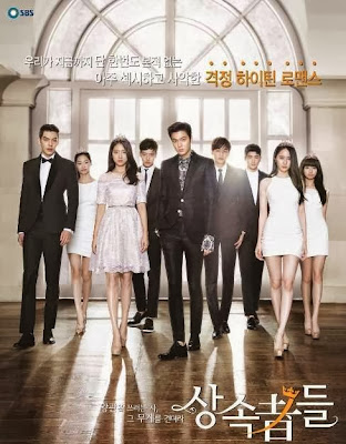 SINOPSIS The Heirs Episode 1-20 (The End)