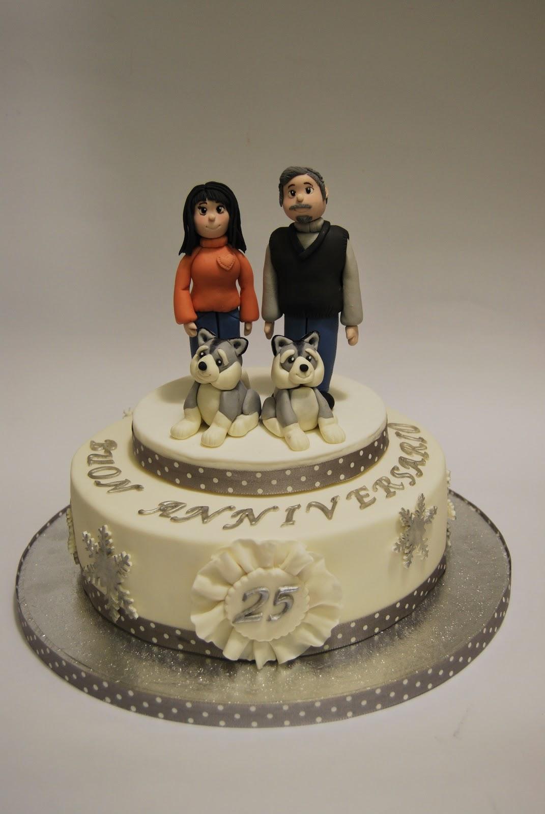 Favori Lo Zuccherino Magico: Anniversario dei 25 anni di matrimonio SN07