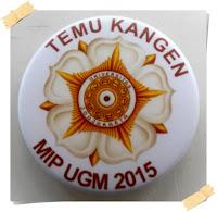 Pin Temu Kangen MIP UGM 2015
