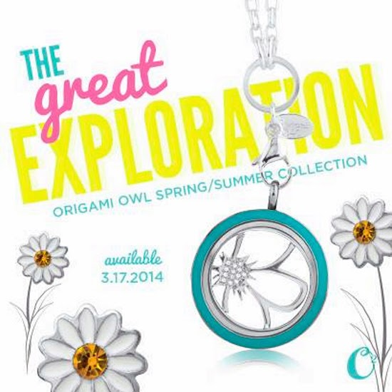 Origami Owl Spring/Summer Collection 2014 | Shop StoriedCharms.com