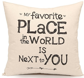 Featured Pillow Case W/ Insert