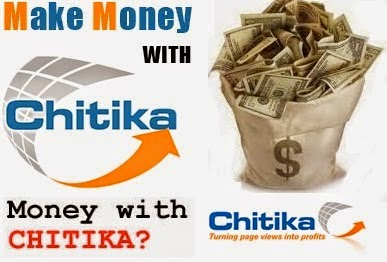 Earn money with chitika