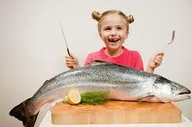 زيت السمك يزيد في معامل الذكاء