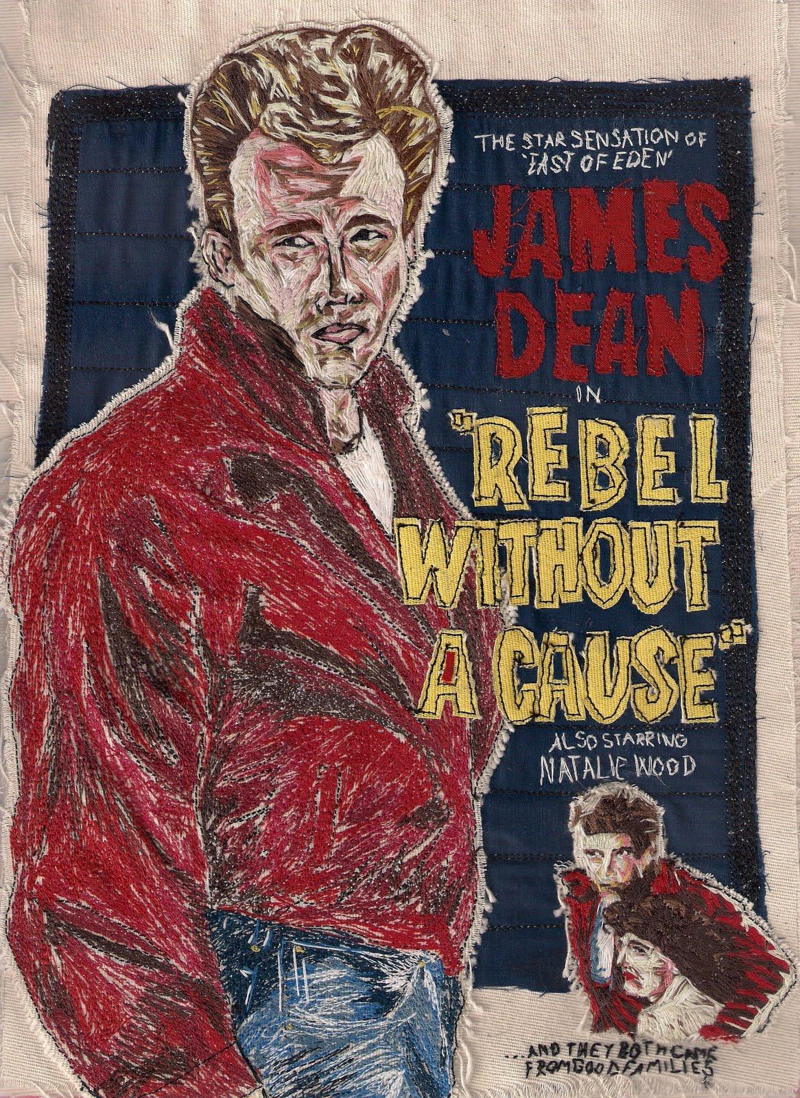 James Franco Rebel Cause