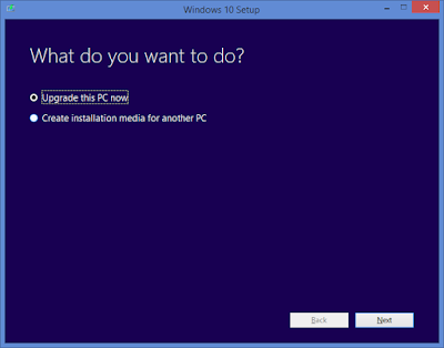 How to install Windows 10 manually.
