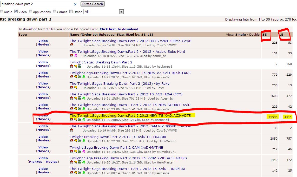 how to download piratebay magnet link via proxy