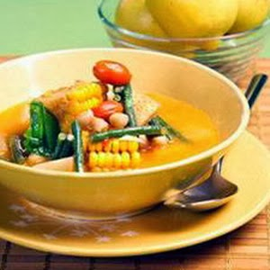 Resep Sehat Sayur Asem