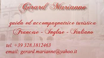 Visitez Rome avec Marianne